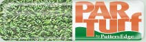 PAR Turf: high-tech synthetic golf turf for backyard putting greens