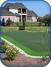 texas putting green in plano wylie area