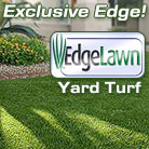 Artificial synthetic grass backyard lawn turf